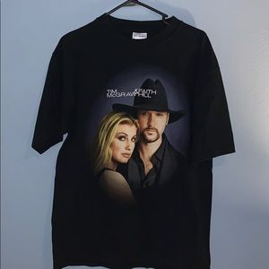 Vintage 2000 Tim McGraw and Faith Hill